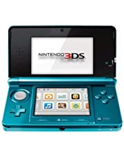 Nintendo 3DS - Konsole, Aqua blau