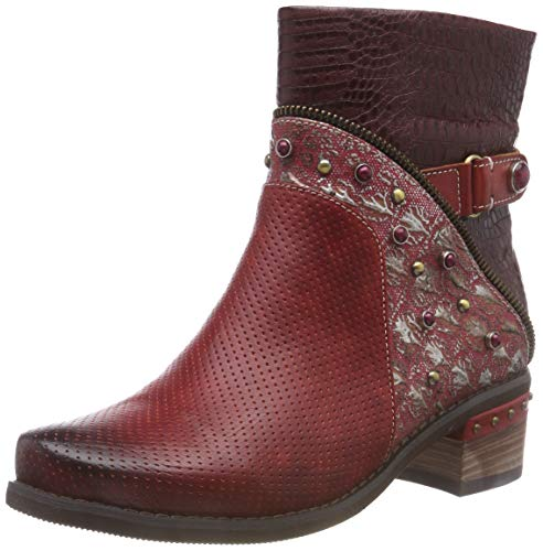 Ethel Women's Boots Red Laura Rouge Rouge 05 Vita Ankle UTZx4AvBwq