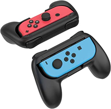 YOSH Agarre o Empuñadura para Nintendo Switch Joy-Con para Mario ...