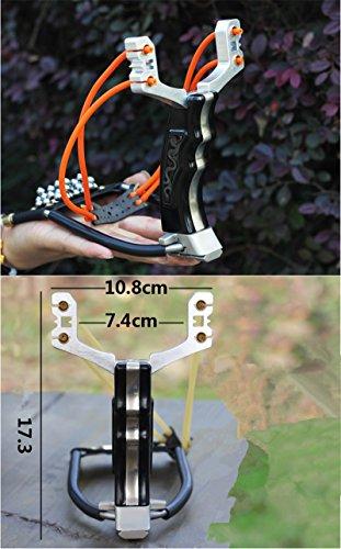 Assolar-SS-29-Folding-Wrist-Brace-Powerful-Sling-Shot-High-Velocity-Catapult-Hunting-Slingshot