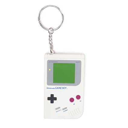 Nintendo Original Rubber Gameboy Key Ring