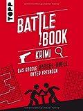 Battle Book - Krimi: Das große Rätsel Duell unter Freunden