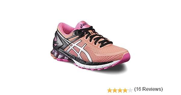 Asics T692n 7693 - Zapatillas de running para mujer PEACH MELBA/SILVER/P: Amazon.es: Zapatos y complementos