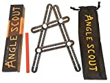 Angle Scout Original Premium Pro Duty Angle-izer Template Tool w/Pencil