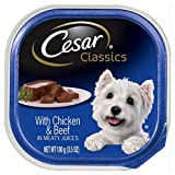 Cheap Mars Pet Care Mars Cesar Cuisine Chicken/Beef 24/3.5 oz Cans, 1 Count, One Size