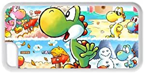 Super Mario World Yoshi Silicone Case Covers for iPhone 5c
