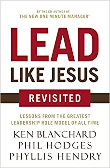 Book Lead Like Jesus Revisited