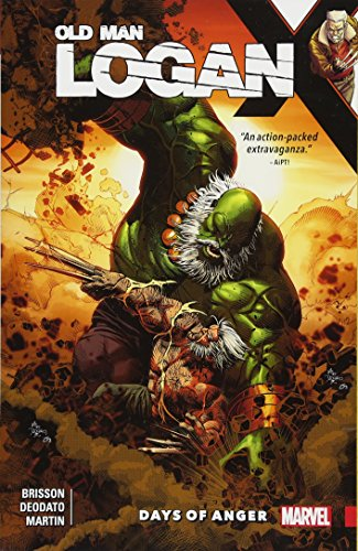 Wolverine: Old Man Logan Vol. 6: Days of Anger (Wolverine: Old Man Logan (2015))