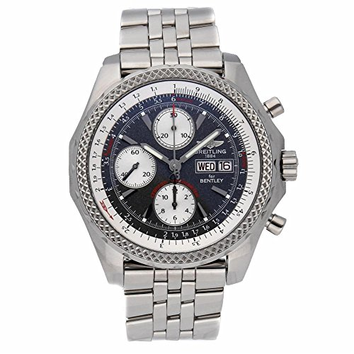 Breitling Bentley Automatic-self-Wind Male Watch J13362 (Certified Pre-Owned)