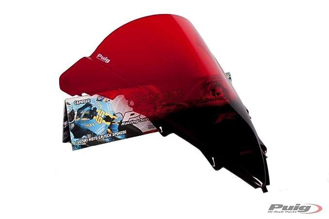 Red  4935R 09-14 Yamaha YZF-R1 Puig Z Racing Windscreen