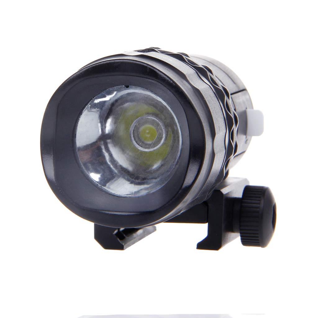 Yyooo linterna t/áctica LED de luz blanca para Nerf accesorio de juguete para ni/ños