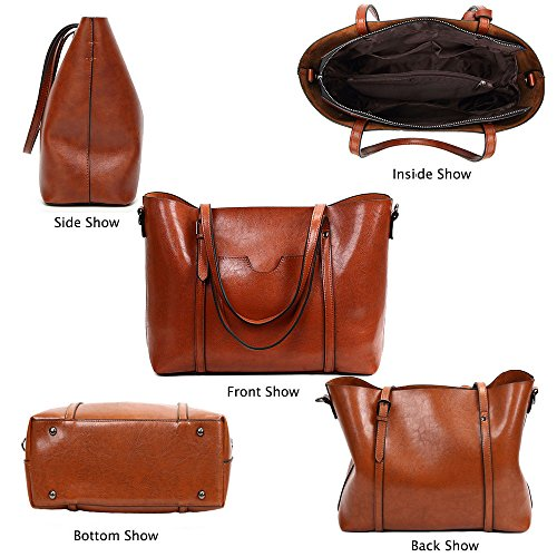 Satchel Bags All Ladies Women Shopper for Crossbody Bags Hobo Purse Clutch Handbags Black match Shoulder Handle FiveloveTwo Top Tote SzqdX