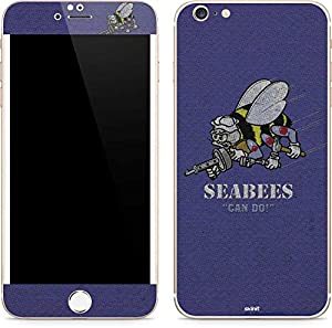 US Navy iPhone 6/6s Plus Skin - Seabees Can Do Vinyl Decal Skin For Your iPhone 6/6s Plus by Skinit