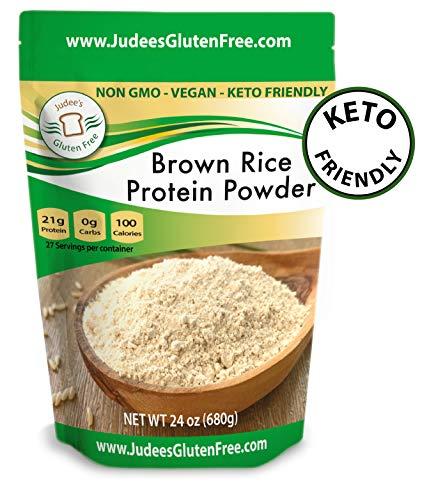 10 Best Brown Rice Protein Powders