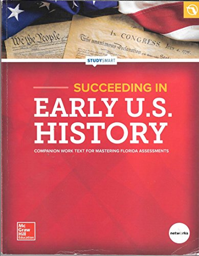 Succeeding in Early US History - Florida Edition