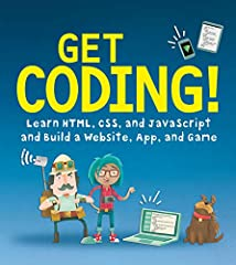 Learn how to write HTML, CSS, and JavaScript and build your own website, app, and game! An essential guide to computer programming for kids— by kids.Crack open this book and set off on several fun missions — while simultaneously learning the ...