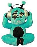 I-TALK Monster -blue Bluetooth Speaker