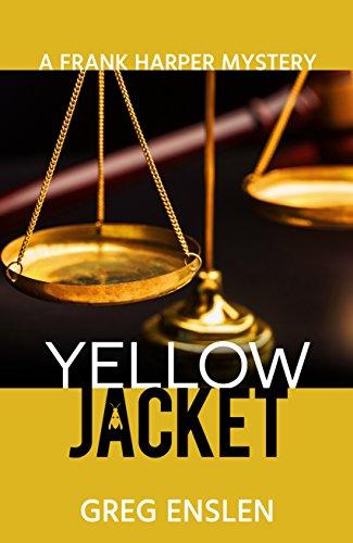 - Yellow Jacket (Frank Harper Mysteries Book 4)