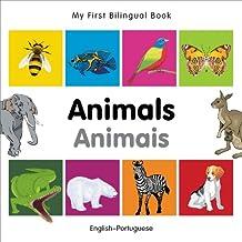 My First Bilingual Book–Animals (English–Portuguese)