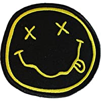 Application Nirvana Smiley Patch