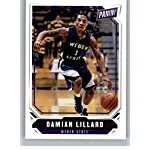6cf676487681f Damian Lillard Signed Basketball - Adidas Size 16 Shoes ~ Beckett ...