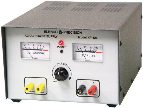 Elenco XP-625  AC/DC Power Supply