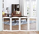 Spirich Extra Wide and Tall Dog gate for The