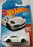 Hot Wheels 2018 50th Anniversary Then And Now Porsche 911 GT3 RS 47/365, White