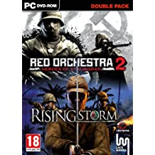 Red Orchestra 2: Rising Storm and Heroes of Stalingrad Double Pack (PC DVD) (UK IMPORT)