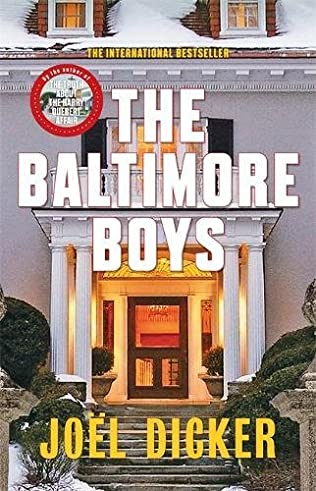 book cover of The Baltimore Boys