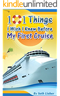 Amazon ready set cruise the cruise tips book cruise ship 101 things i wish i knew before my first cruise fandeluxe Gallery