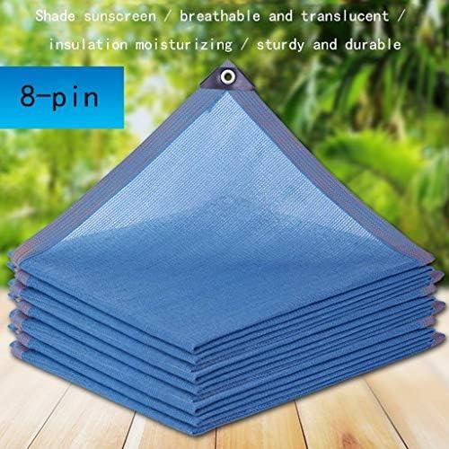 遮光布遮光ネット、日焼け止め遮光布、温室遮光ネット、耐紫外線ネット、遮光率90%植物カバー(サイズ:5x5m)