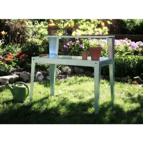 AmeriHome Multi-Use Steel Table/Work Bench by AmeriHome (Image #1)