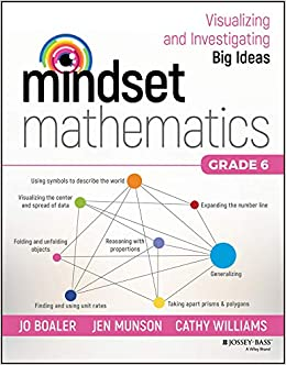 Mindset Mathematics Visualizing And Investigating Big Ideas