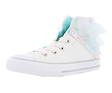 7c73a2a00c82 Converse Kids Chuck Taylor All Star Block Party - Hi Little Kid Big Kid  White
