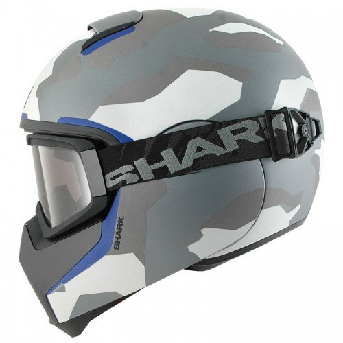 Shark Caschi Moto Vancore Wipeout Mat SBA