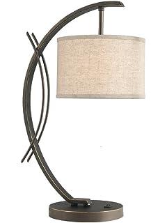 10-1//2-Inch by 25-1//2-Inch Woodbridge Lighting 13283CHR-M20MTC Venezia 3-Light Table Lamp Chrome
