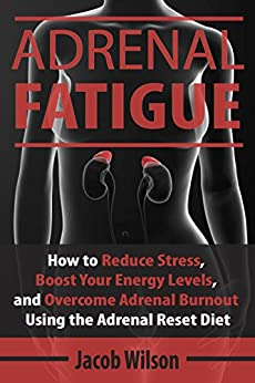 Adrenal Fatigue Overcome Burnout Goodbye ebook product image
