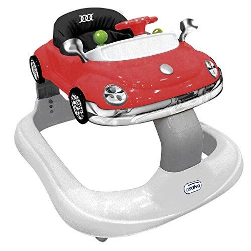 Trotteur Baby Fox voiture rouge