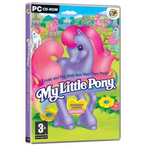 Компьютерные игры в май литер пони