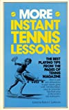 More Instant Tennis Lessons, , 0914178709