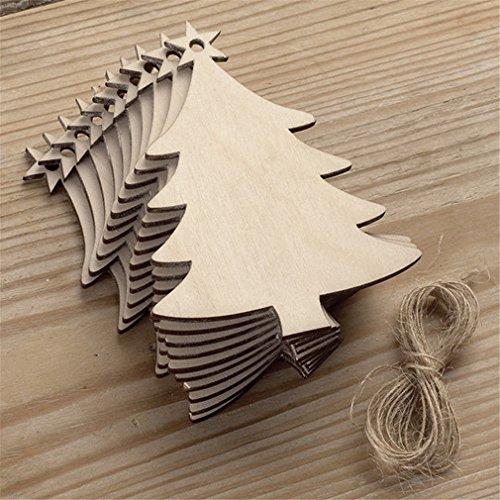 Meolin 12PCS Christmas Decorations Christmas Ornaments Christmas Tree Hanging Deer Elk Snowman Angel Hanging Card (Snowman Hanging Ornament)