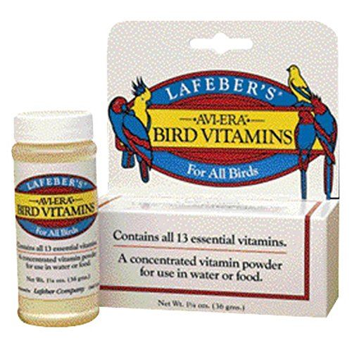 51Furwx3hfL - Avi-era Powdered Bird Vitamins