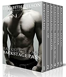 Backstage Pass:The Complete Bad Boy Rock Star Romance Series Box Set