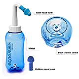HailiCare Nasal Wash Pot 500ml for Allergic Rhinitis