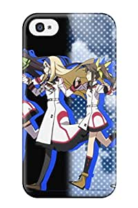 Protective Tpu Case With Fashion Design For Iphone 4/4s (infinite Stratos)