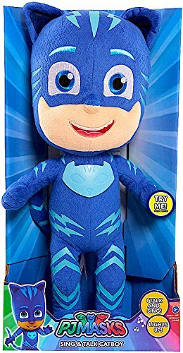 Pj Masks CatBoy Singing Talking 14 Plush Figure New Cartoon Release by PJ