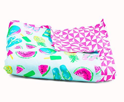 Cynthia Rowley Summer Fun Beach Icons Picnic Blanket 50
