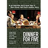 Dinner For Five, Episode 35
