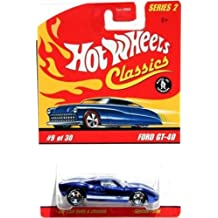 Hot Wheels Classic Series 2: Ford GT-40